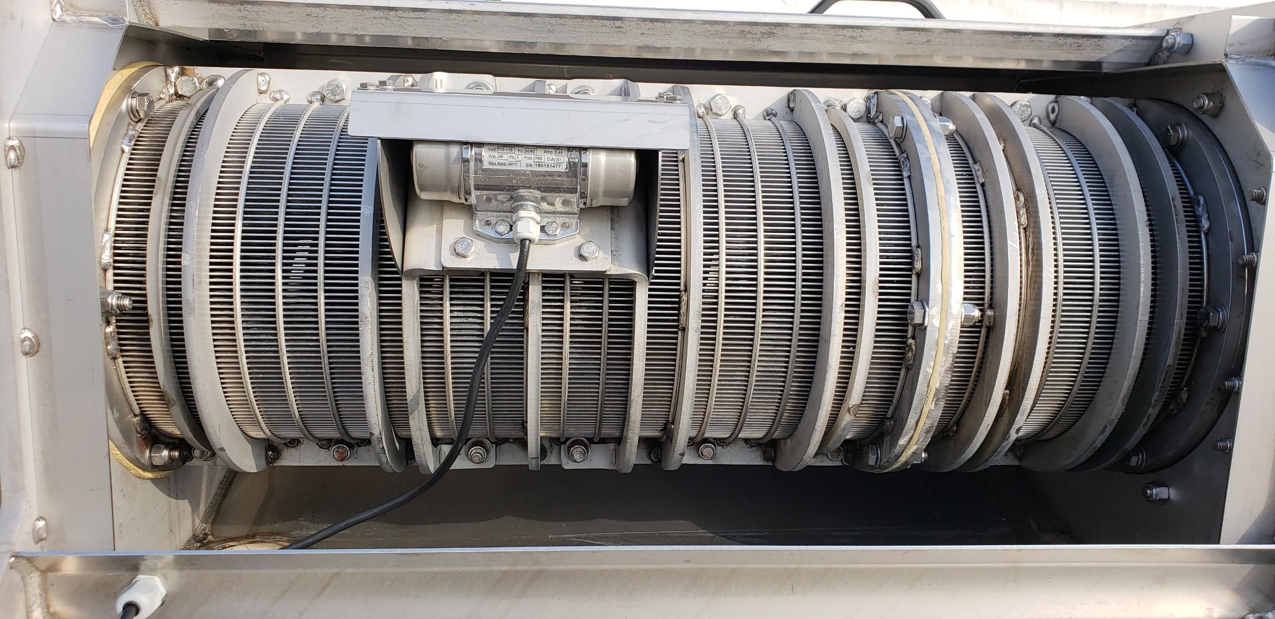 Cylindre de séparateur de fumier